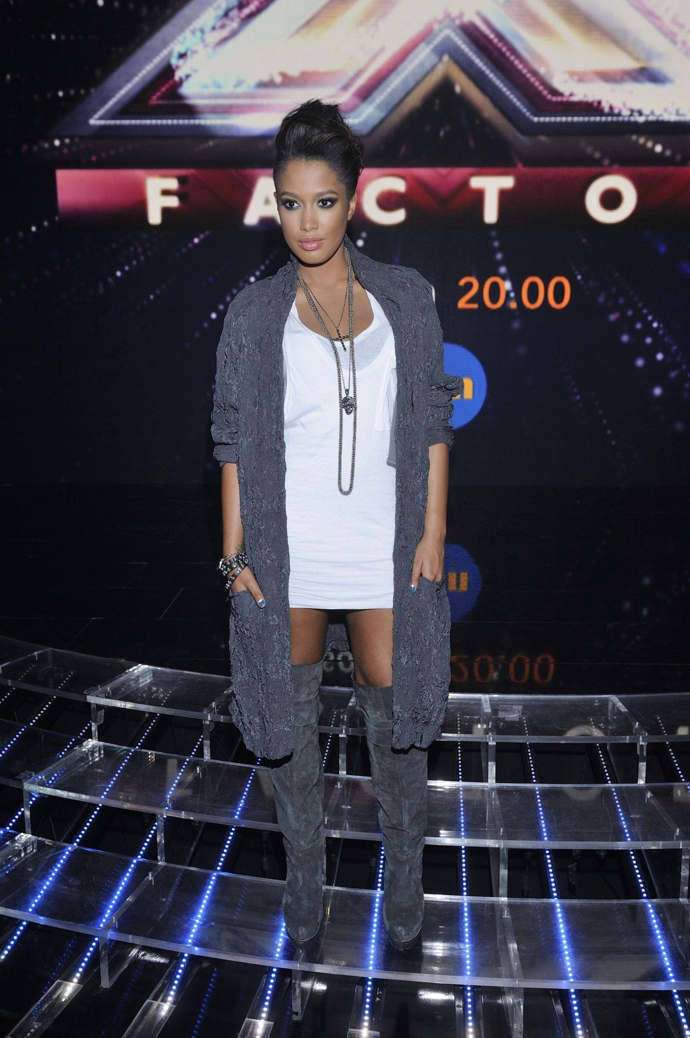 """Prowadząca """"X Factor"""""""